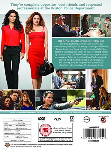 Zoom IMG-1 rizzoli and isles s1 7