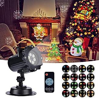 LED-Projektionslampe-Weihnachtsbeleuchtung-Effektlicht-Projektor-mit-16-Stcke-umschaltbare-Muster-und-Fernbedienung-Innen-und-Auen-Dekoration-fr-Party-Geburtstag-Halloween-Weihnachten