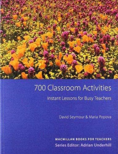 700 Classroom Activities. by (2004-04-30)