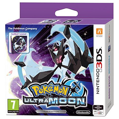 Pokémon Ultra Moon - Fan Edition - Nintendo 3DS [Edizione: Regno Unito]