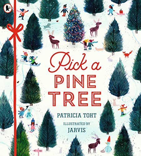 Pick a Pine Tree por Patricia Toht