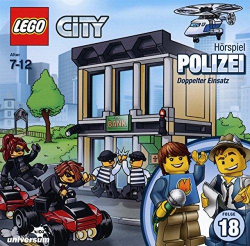 Lego City (18) Polizei - Doppelter Einsatz - Universum Film 2017