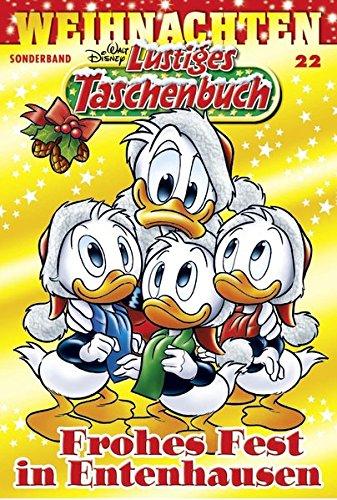 Lustiges Taschenbuch Weihnachten 22: Frohes Fest in Entenhausen
