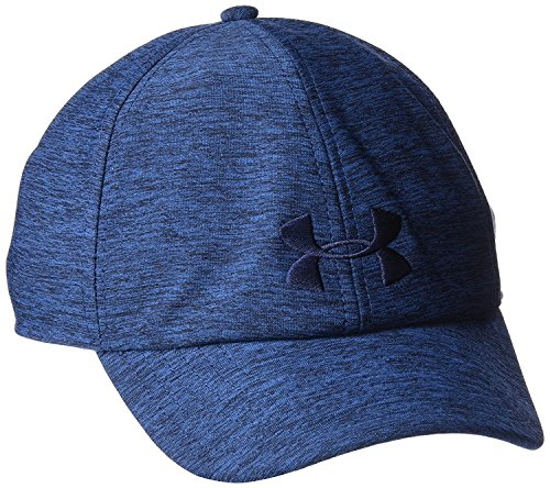 Women's Under Armour Twisted Renegade Cap, Royal/White, One Size