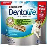 Dentalife Multipack Cane Snack per l'Igiene Orale, Taglia Small - 345 g