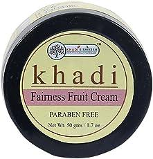 Khadi Rishikesh Herbal Fairness Fruit Cream -50 gm