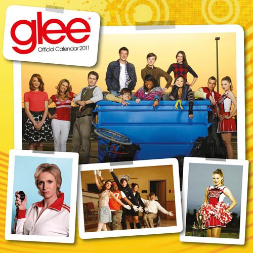 Click for larger image of Glee - Calendar 2011 Glee