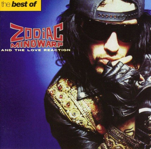 Love Reaction: The Best of Zodiac Mindwarp