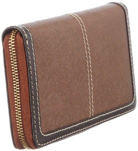 Bogner Leather Crossing Treassure 1113778, Portafoglio donna, 20x11x2 cm (L x A x P), Marrone (Braun (deer 003)), 20x11x2 cm (L x A x P) Marrone (Braun (deer 003))
