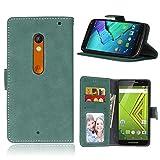Motorola Moto X Play (5,5 Zoll) Hülle, Cozy hut TPU