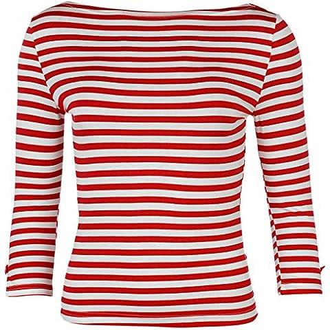 Banned - Camiseta de manga larga - para mujer