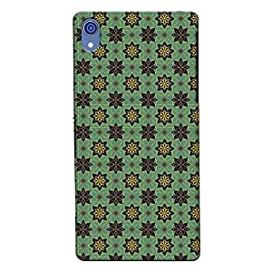DASM United Sony Xperia Z2 Premium Back Case Cover - Luxury Pattern