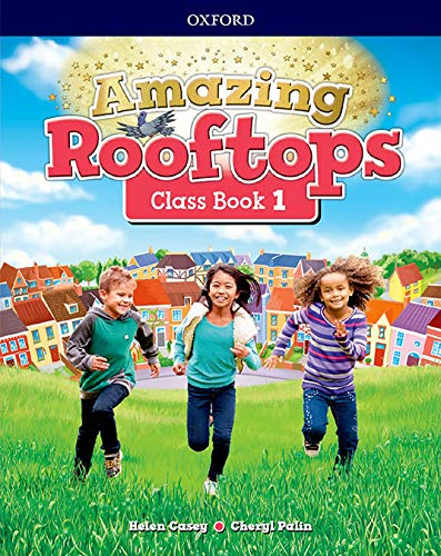 Amazing rooftops 1 class book
