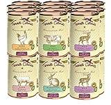 Terra Canis Classic Hundefutter 400g Dosen Mix für Hunde Größe 24 x 400g