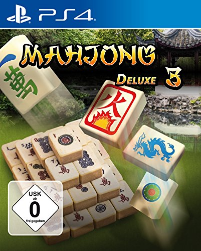 Mahjong Deluxe 3 [PlayStation 4] (3-golf-spiele Playstation)