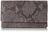 Liebeskind Berlin Damen Inglewood Serpen Geldbörse, Mehrfarbig (Snake Grey), 4x10x19 cm