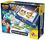 Yokai Watch para colorear - Mesa super Art School
