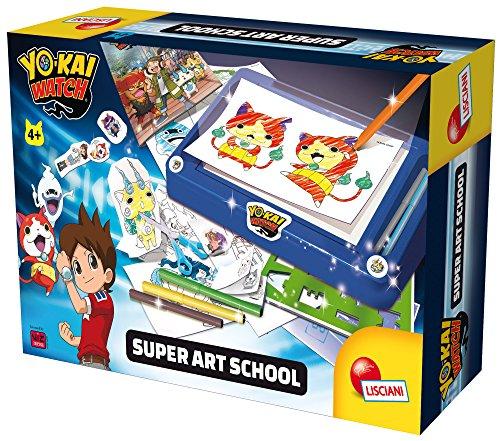 Lisciani Giochi 60436 – Yokai Watch Super Art School