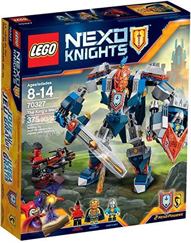 LEGO Nexo Knights Robot Combate Rey - Juegos construcción