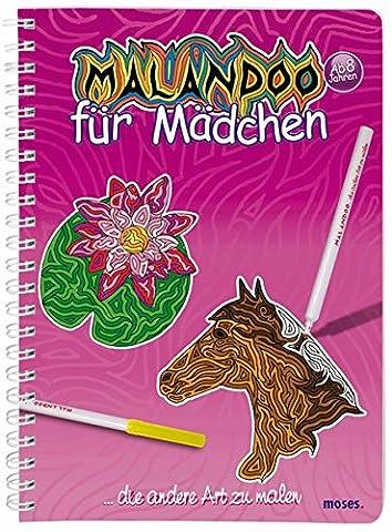Malandoo für Mädchen: … die andere Art zu malen (Malandoo / … die andere Art zu malen)