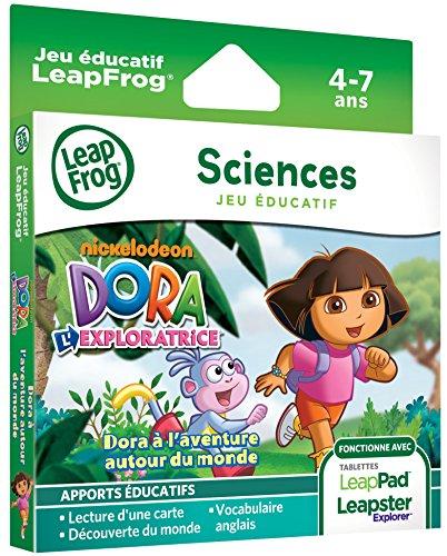 leapfrog-89018-jeu-educatif-electronique-leappad-leappad-2-leapster-explorer-jeu-dora