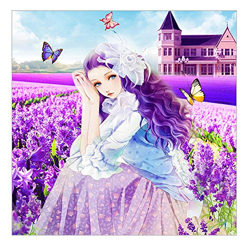 eizur-5d-diy-diamond-embroidery-painting-lavender-girl-diamond-painting-cross-stitch-rubiks-cube-dia