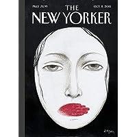 The New Yorker USA [Abonnement jeweils 12 Ausgaben jedes Vierteljahr]