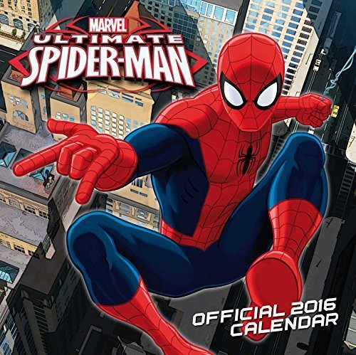 Official Ultimate Spiderman 2016 Square Calendar by Danilo (2015-10-01)