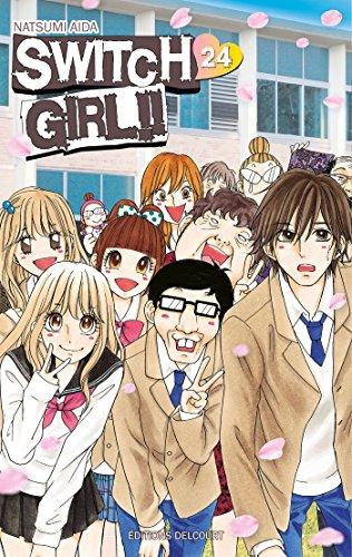 Switch Girl T24 par Natsumi Aida