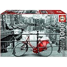 """Educa Borrás - 1000 Amsterdam """"Miniature"""", puzzle (17116)"""