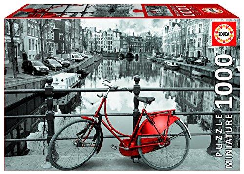 Educa 17116.0 - Amsterdam, Miniature 1000 Pezzi