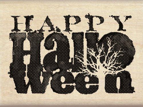 mpel, Happy Halloween (Inkadinkado Stempel Halloween)