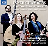 Inner Chambers [Allison Nyquist; Les Ordinaires] [Naxos: 8573814]