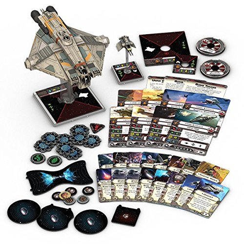 Heidelberger Spieleverlag Star Wars X-Wing: Ghost Erweiterungspack