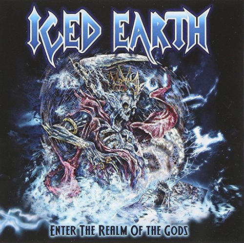 Iced Earth: Enter the Realm of the Gods-Ltd (Audio CD)