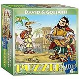 David & Goliath- 100 PC Puzzle