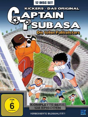 Captain Tsubasa - Serie Completa [DVD]