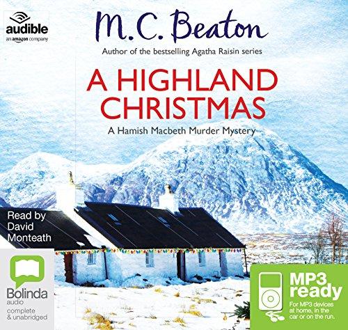 A Highland Christmas (A Hamish Macbeth Murder Mystery (16))