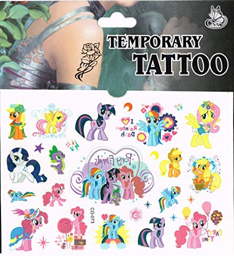 sheet-of-tattoos-perfect-for-party-bags-frozen-spiderman-and-many-more-my-little-pony-by-various-by-