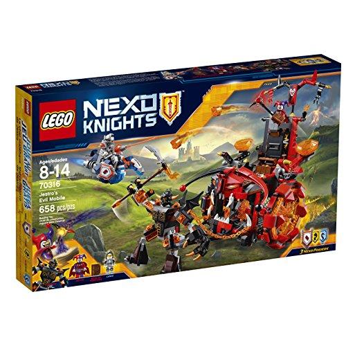 LEGO NexoKnights Jestro's Evil Mobile 70316 by LEGO