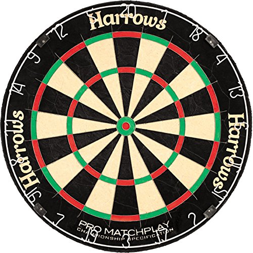 Harrows Mardle Matchplay Bristle-Dartboard
