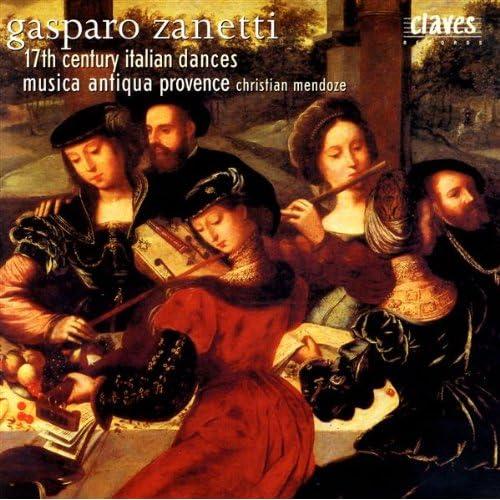 Gasparo Zanetti: 17th Century Italian Dances