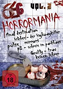 666 - Horrormania Collection Vol. 2 [6 DVDs]: Amazon.de