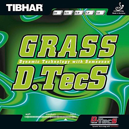 Grass TIBHAR d\' tecs. TT-combinado, de nuevo, de Ping Rojo rojo Talla:OX