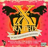 Various: X Rated-Pure Nastiness in Riddim (Audio CD)
