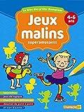 Jeux malins superamusants - 4-6 ans