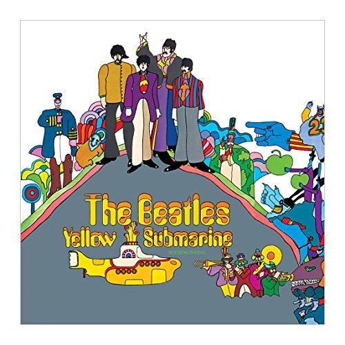 Umschläge Braune Quadratische (The Beatles Yellow Submarine quadratisch Grußkarte)