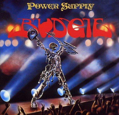 Budgie: Power Supply (Audio CD)