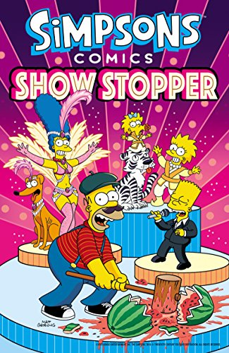 Simpsons Comics Showstopper
