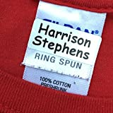 UltraStick - Stick-on Garment Name Labels, perfect for school trips, camping etc. Just Stick on - No need to sew or iron - NEW PRODUCT FOR 2016 - These labels will also Dishwasher Proof - stick to lunch boxes, water bottles etc. (30)